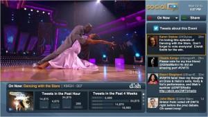 DISH Social App for The Hopper HD DVR